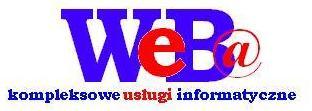 WEBA kompleksowe usługi informatyczne Bartosz Wesołowski